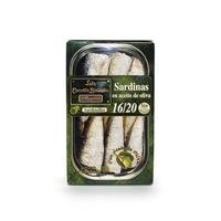 Mini sardines à l'huile d'olive 16/20 boîte 115g