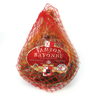 Jambon sec de Bayonne IGP 10 mois s/os ±6,7kg