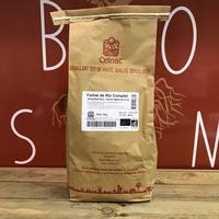 Farine De Riz Complet Bio, le sac de 3kg