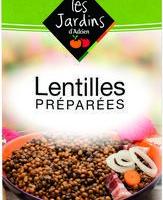 Lentille Préparée 4/4 FRANCE   cat.1