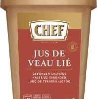 Jus de Veau Lie Chef 20/40L X 1 Kg FRANCE   cat.1