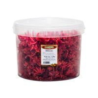 Hibiscus désyhdraté et sucré  x1,5kg