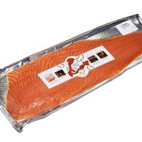 Saumon fumé Prestige entier - PV, pièce entière de 1-2kg environ