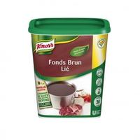 Fond Brun Lie Knorr X 750 Gr FRANCE   cat.1
