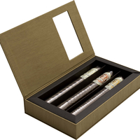 Boîte Cadeau De Trois Cigares 300g