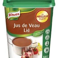 Jus de Veau Lie Knorr X 750 Gr BoiteFRANCE   cat.1