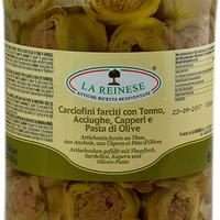 Artichauts Farcis Capres-Thon, 2 pièces de 1,5kg