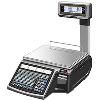 Balance poids-prix MISTRAL 525 C GRAPHIQUE 6/15 kg / 2/5 g