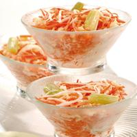 Salade coleslaw duo de carotte et chou 2,5kg