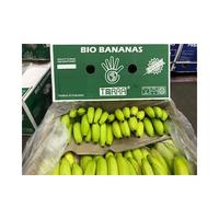 Bananes d'équateur bio 2x2,5kg