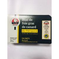 Bloc Foie Gras Canard  30%  x 400 Gr