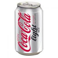 Coca Cola Light 24 Pieces X 33 Cl