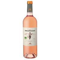 Luberon Amountanage AOC BIO rosé 2016