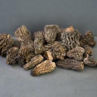 Champignon - Morilles - Têtes - Déshydratées
