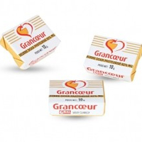 Beurre Doux Micro Pain 100 X 10 Gr  x 1 Kg