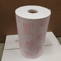 Papier Thermo En Bobine Rose Impression Generique