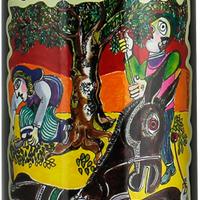 H.Olive Ext.V Rustico 0,75, colis de 12 bouteilles