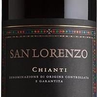 Crd Chianti S.Lorenzo Doc 0.75, colis de 6 bouteilles