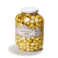 Ail doux à l'huile d'olive, le bocal de 2,5kg