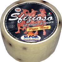 Pecorino Naneto Al Peppe 400g, colis de 12kg