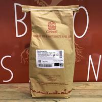 Farine Ble T110 Bio, le sac de 5kg