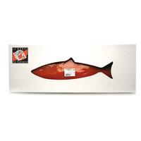 Saumon fumé d'Écosse s/peau tranché main 1,5/2kg