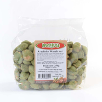 Arachide wasabi vert 16x250g