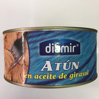 Thon a L'huile Listao 4/4 Boite