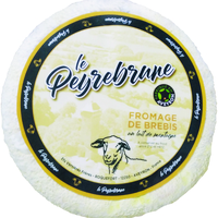 Tomme Grand affinage Le Peyrebrune, colis de 2 pièces