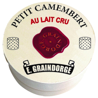 Petit Camembert Graindorge, colis de 6 pièces