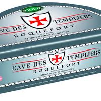 Roquefort Templier 1/4 pain, colis de 4 pièces