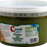"""Pesto Alla Genov """"Extra"""", 8 unités de 1,5kg"""