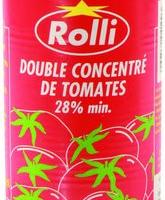 Concentre Tomates 4/4 Boite