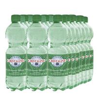 Cristaline Gazeuse X 24 Bouteille X 0.50 Cl