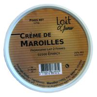 Crème de Maroilles, colis de 32 pots