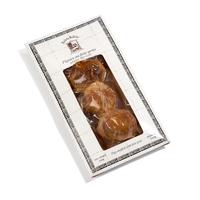 Figues au foie gras, un étui de 120g environ