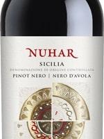 Nuhar Sicilia Rosso Igt  0,75, colis de 6 bouteilles