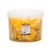 Ananas tranche - sans sucre ajouté x4kg