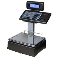 Balance poids-prix MISTRAL 525 DB GRAPHIQUE 6/15 kg / 2/5 g