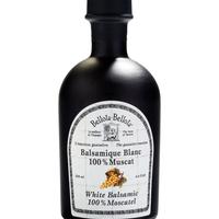 Vinaigre balsamique blanc Bellota-Bellota  100% Muscat 25cl, colis de 12 bouteilles