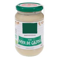 Puree Noix Cajou Vrac Bio, colis de 5kg