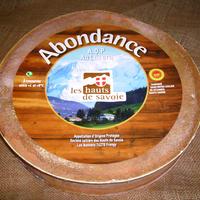 Abondance de Savoie laitier AOP, colis de 1kg