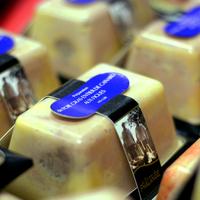 Foie gras canard mi-cuit fig 0,400kg,colis de 10 pièces