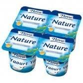 Yaourt Nature Sucree Paquet X 4 Pièces