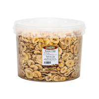 Banane séchée - sans sucre ajouté x4kg