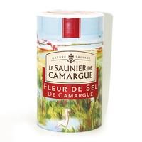 Fleur de sel de Camargue boîte ronde 1kg