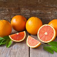 Orange  Cara Cara Feuille