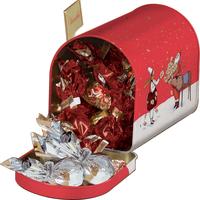 Boîte Aux Lettres De Noêl Et Ses Chocolats 200g