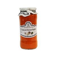 Crème de poivrons piquillos 540gr, colis de 12 pièces