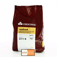 Chocovic Suri Chocolat Noir 49.5% au Kg